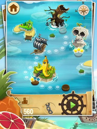 Monkey Ahoy! – Fishing Cactus